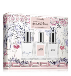 Philosophy 'Wishing You Grace & Love' Coffret (3 x 0.5oz)
