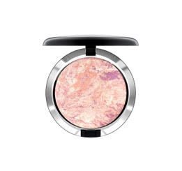Mac x Star Trek Trip the Light Fantastic Powder in Luna Luster