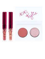 Kylie Valentine Mini Lip and Eye Kit in Kiss Me