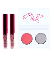 Kylie Valentine Mini Lip and Eye Kit in Sweetheart