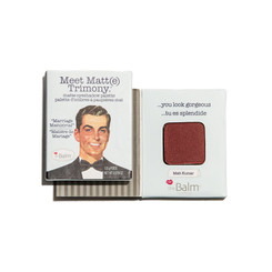 Gift With Purchase: theBalm Meet Matt(e) Eyeshadow Mini in Matt Kumar