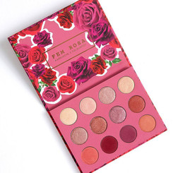 Colourpop x Karreuche Fem Rosa 'She' Eyeshadow Palette