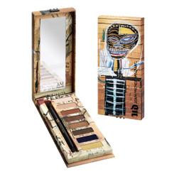 Urban Decay x Jean-Michel Basquiat Gold Griot Eyeshadow Palette