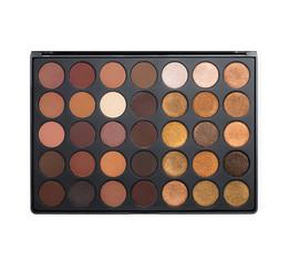Morphe 35R Ready, Set, Gold! Eyeshadow Palette