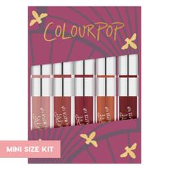 Colourpop Ultra Matte Lip: It's Vintage Mini Set