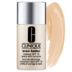Clinique Even Better Makeup SPF 15 in Cashew