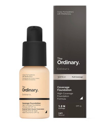 The Ordinary Coverage Foundation SPF15 in 1.2N Light
