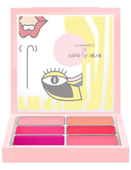 Mac x Steve J & Yoni P Yoni Attraction Lip & Cheek Palette