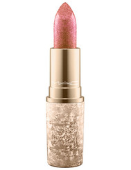 Mac Snow Ball Lipstick in Shimmer & Spice