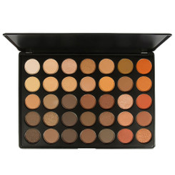 Morphe 350 Nature Glow Eyeshadow Palette