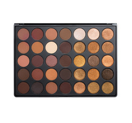 Morphe 35F Color Fall Into Frost Eyeshadow Palette