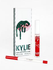Kylie Lip Kit in Red Velvet