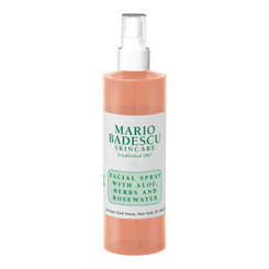 Mario Badescu Facial Spray With Aloe, Herbs and Rosewater (4oz)