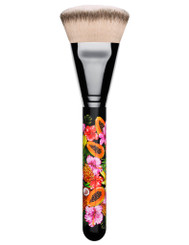 Mac Fruity Juicy 125 Split Fibre Dense Face Brush
