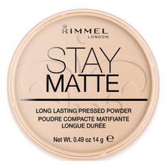 Rimmel Stay Matte Powder in Peach Glow