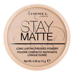 Rimmel Stay Matte Powder in Silky Beige