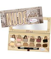 theBalm Nude Tude Eyeshadow Palette (Unboxed)