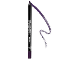 MUFE Aqua Eyes Eyeliner in Black Purple