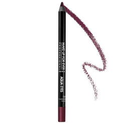 MUFE Aqua Eyes Eyeliner in Burgundy
