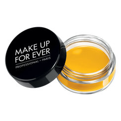 MUFE Aqua Cream in Yellow