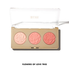 Milani Rose Blush Trio in Flowers of Love