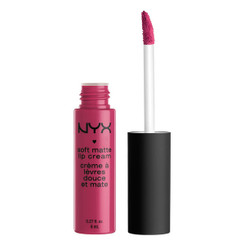 Nyx Soft Matte Lip Cream in Prague