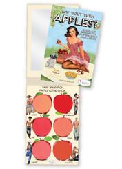 theBalm How 'Bout Them Apples? Lip & Cheek Palette