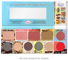 theBalm In the Balm of Your Hand Palette Vol. 1