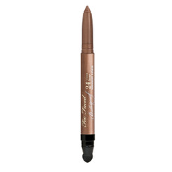 Too Faced Bulletproof 24-Hr Eyeliner in Mink