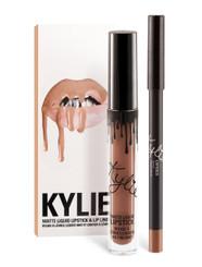 Kylie Lip Kit in Exposed