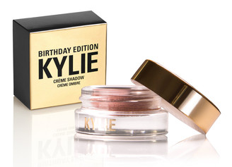 Kylie Birthday Creme Shadow in Rose Gold