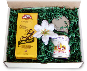 Legendee Coffee Kit in white box