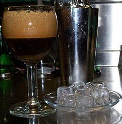 Prince Street Crema Blend Espresso, green beans premixed
