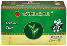 Tam Chau Green Tea in teabags ##for 1 box of 20 teabags, or buy a a pack of four boxes for just $5##