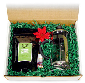 Kopi Luwak Gift Set 2 ounce
