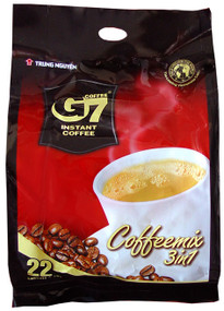 G7 Gourmet Instant Coffeemix Coffee ##2 bags - save $1 and we donate coffee to Humane Society wildfire rescue##