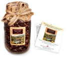 Mason Pack Master Roast: Harlequin Nectar ##for 12 oz, fresh-packed in glass jar##