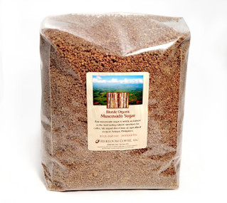 Raw organic muscovado sugar nuggets##for 10 lb!##