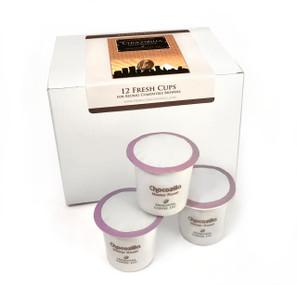ChocoZilla K-cups ##for 12 Fresh-Cups##