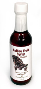 Cascara Coffee Fruit Syrup ##for your first 5oz bottle##