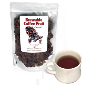 Brewable Coffee Fruit (cascara)  ##for 12oz##