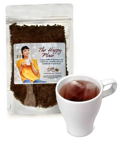 Happy Place Cascara, Hibiscus and Rooibos##100 gram bag with 6 brewing bags##