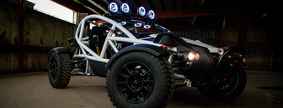 Ace Performance Ariel Nomad Northeast Dealer