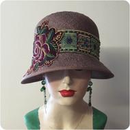 Cloche Hat C102