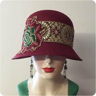 Cloche Hat C110