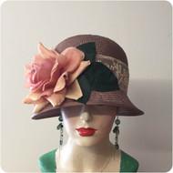 Cloche Hat C113