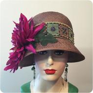 Cloche Hat C125