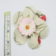 Peak & Brim Brooch