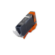 1-Pack GREY Compatible Ink w/ Chip for Canon CLI-221
