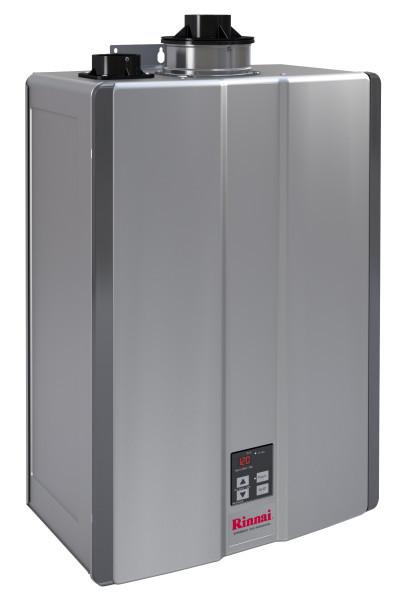 Rinnai RUR199i Super High Efficiency Plus Condensing Indoor Gas Tankless Water Heater